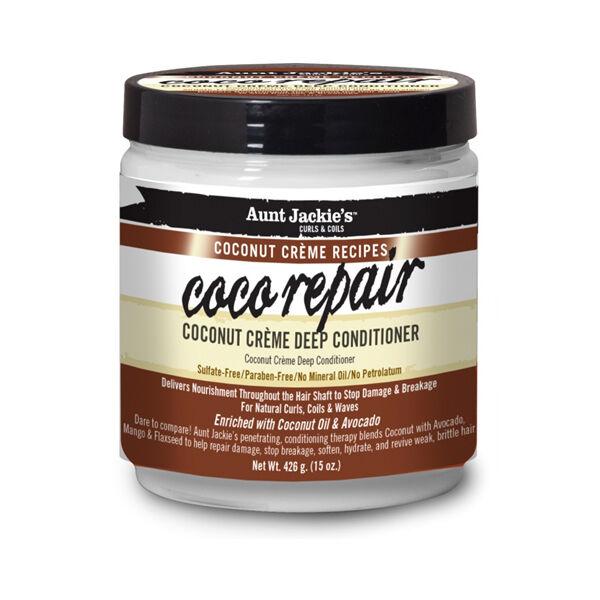 Aunt Jackie's Coco Repair Coconut Creme Deep Conditioner Cur