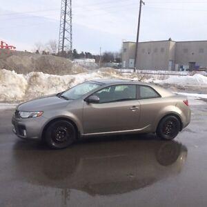 2011 Kia Forte Koupe - Priced to sell