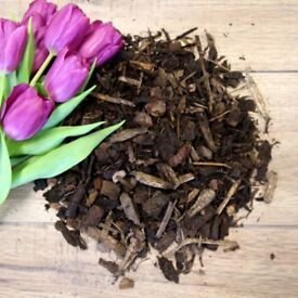 Mulch 1000 liters free mainland uk delivery