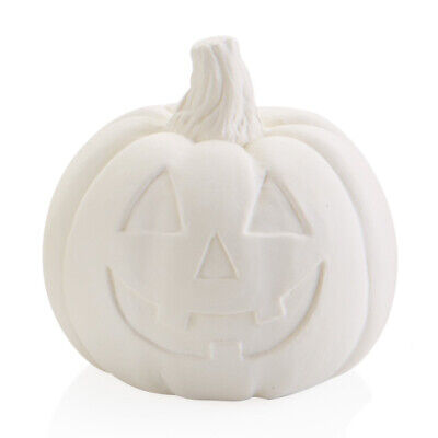 HALLOWEEN Jack O'Lantern small Ceramic Bisque Ready to Paint Pottery