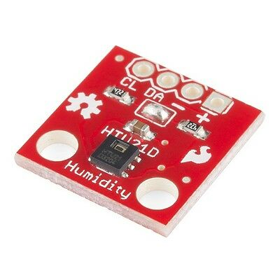 Breakout Htu21d Temperature And Humidity Sensor Module Temperature Sensor