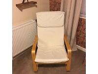 Ikea Pello chair.