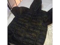 Amazing camo coat LARGE