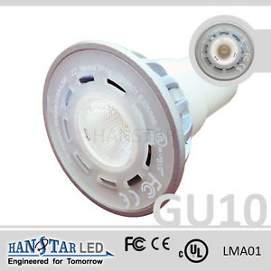 Hanstar LED 4.5W GU10 - Case of 12 Bulbs