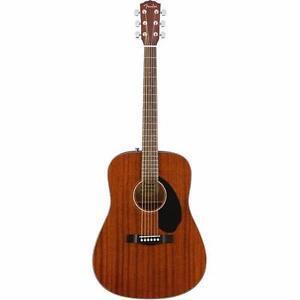 Fender CD60-S MAH Acoustique Top solide acajou 0961702021    CD60S    FENDER