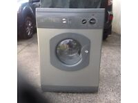 Hotpoint Tumble Dryer TL71S silver/grey