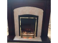 Fire place and electric fire! OFFERS!
