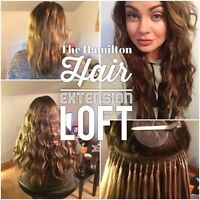 Hair Extensions Hamilton ON - Experienced & Certified