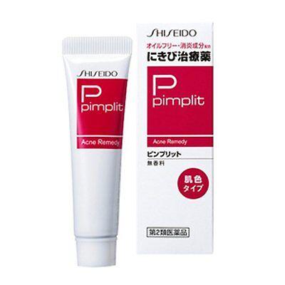 Shiseido PIMPLIT Acne Remedy N (Skin Color) 18g