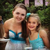 Seeking Summer Childcare work