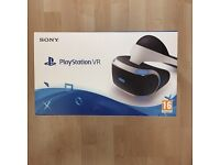 PlayStation VR Headset BRAND NEW UNOPENED