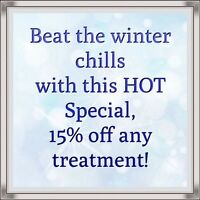 N.B. Esthetics monthly special and gift certificate special