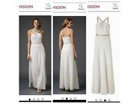 BNWT Monsoon Wedding Dress Size 14