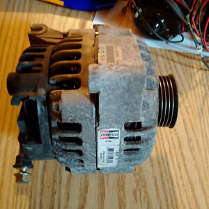 Alternator for Grand An Alero 2,4L 1999 - 2001 Kitchener / Waterloo Kitchener Area image 1