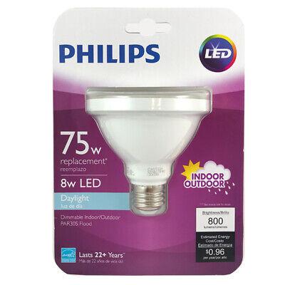 Philips LED PAR30S Daylight 75W Equiv - Indoor Outdoor Floo