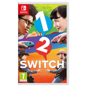 1-2-Switch for Nintendo Switch - BRAND NEW, SEALED