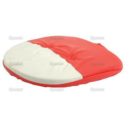 Brand New Seat Cushion Redwhite To Fit Metal Seats