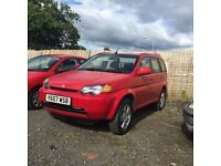 Y (2001) please Honda hrv red mot'd till December