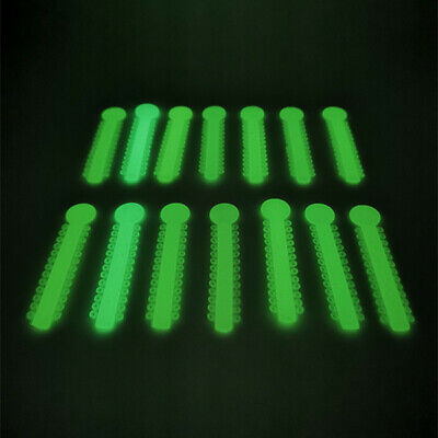 Glow In The Dark Ties (1 X Dental Orthodontic Elastomeric Ties Ligature Ties Glow In The Dark)