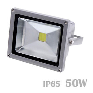 10W 20W 30W 50W 100W 200W LED Flood light White High Power Outdoor Spotlights