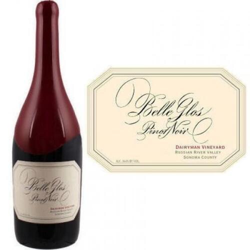 Belle Glos Dairyman 2019 Pinot Noir ***6 Bottles ***