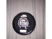 Diamond G shock watch