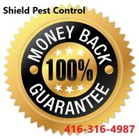 Pest Control services, Cockroaches, Bed bugs ants etc