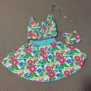 Jessie girl summer outfit size 4 kids