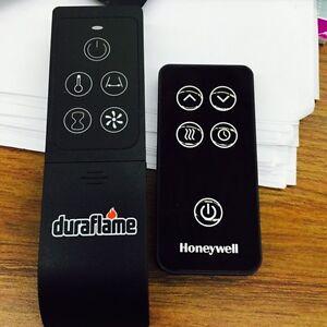 Heater remote