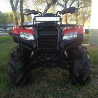 2014 Honda Rancher 420 mint shape