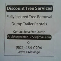 Tree Removal / Tree Cutting