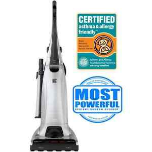 Kenmore Elite  Bagged Upright Hepa Vacuum Cleaner Silver 31150 U