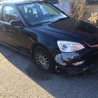 2001-2003 Acura el part out