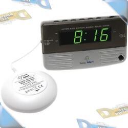 NEW Sonic Alert Sonic Boom Travel Alarm Clock with Super Shaker