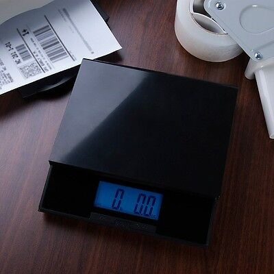 56 Lb Digital Shipping Postal Scale Adapter Batteries