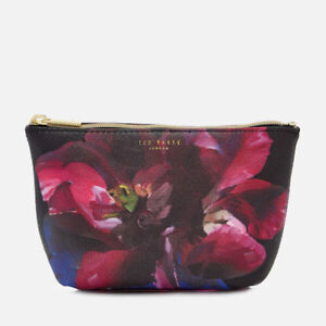 Brand New with Tags set of Ted Baker Impressionist Cosmetic Bags