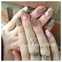 Quality gel nails ! Same day appts available!