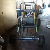 Go Kart 6 Hp Murray