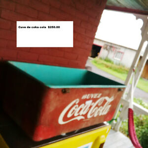 bouteille de coke en carton anonce