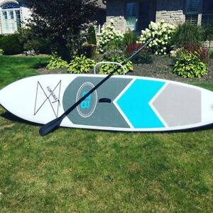 BRAND NEW INFLATABLE STAND UP PADDLE BOARDS