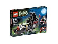 Lego monster fighter the vampyre hearse 9464 brand new