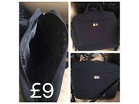 Black Bag For Laptop