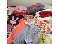 Girls Spring/summer clothes bundle 3-4 yeard