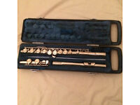 Yamaha YFL 21N Flute, All Working, In Hard Case, Great Condition