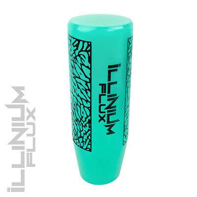 ILLINIUM FLUX PINK PAINTED BLACK SAKURA BLOSSOM MANUAL SHIFT KNOB 10X1.5 K62