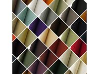 Asahi Japanese Book Cloth by the metre, various colours