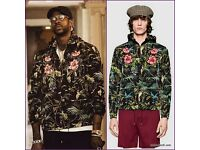 Gucci Tropical Print Nylon Jacket (Size 48 - fits medium) (SOLD OUT EXCLUSIVE)