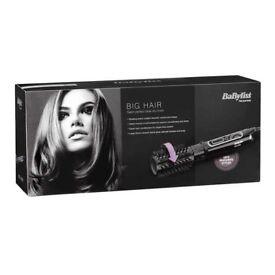 BaByliss Big Hair 50mm 2885U Styler - salon perfect blow dry finish