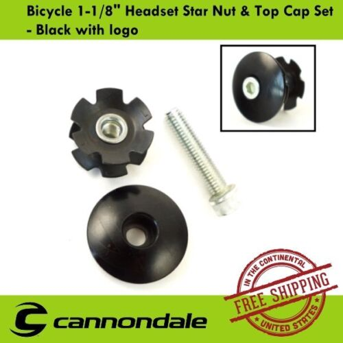 Evo 1 inch Bicycle Headset Star Nut