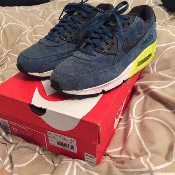 lmuxu Nike Air max 90 Not Adidas or Huarache or Jordans or Gucci or